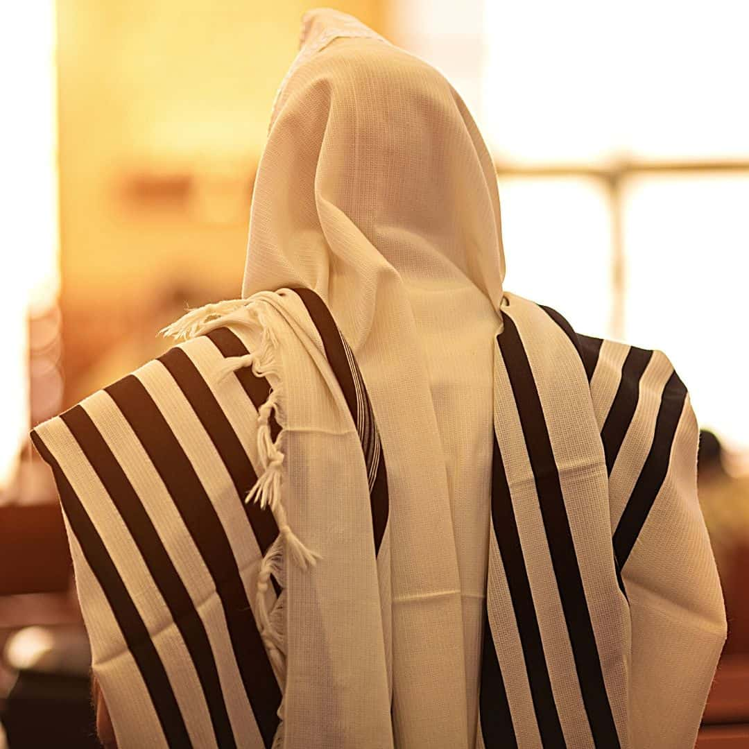 Jew Prayer Shawl